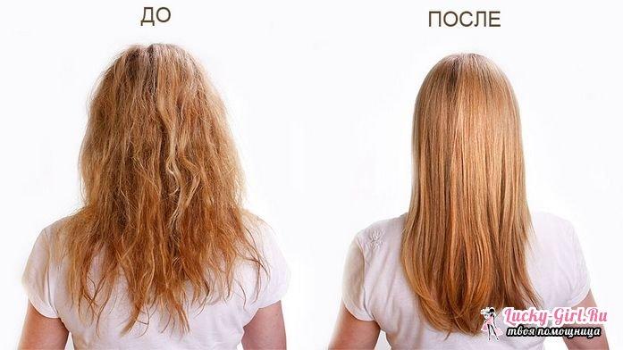 Через сколько можно осветлять волосы повторно