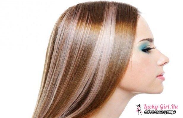 Через сколько дней можно красить волосы
