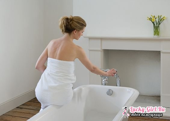 Горчичная ванна для похудения в домашних условиях целях улучшения состояния кожи