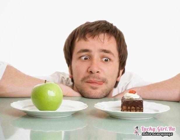 еда для похудения живота рецепт