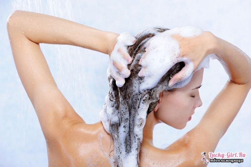 Почему после мытья головы волосы жирные оставьте до того момента, пока