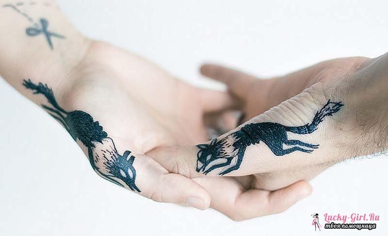 Тату на кисти руки. Особенности татуировки на кисти рук и подбор подходящего эскиза
