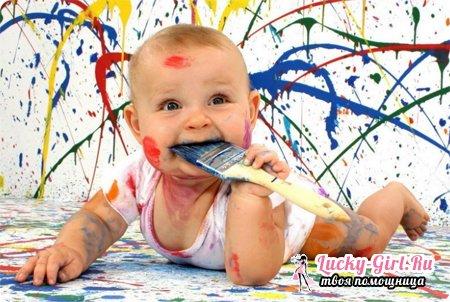 Чем отмыть краску с одежды?
