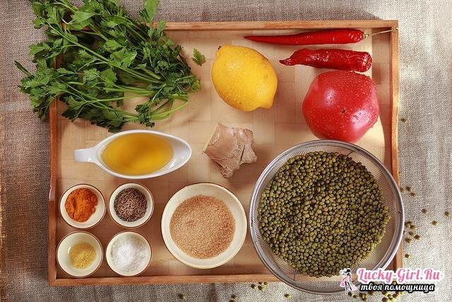 Крупа Маш: полезные свойства, применение, рецепты приготовления