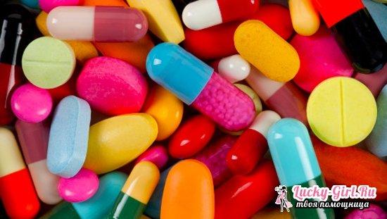 Таблетки для повышения гемоглобинаP