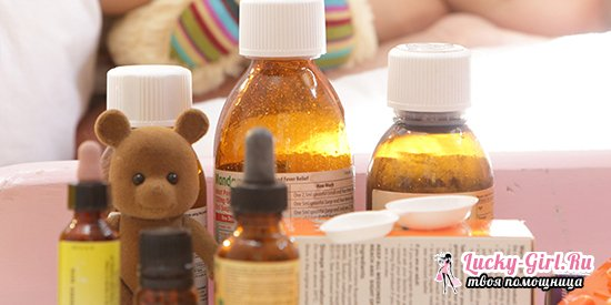 Суспензия Аугментин 400: дозировка для детей