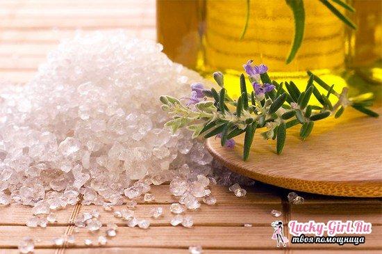 Гипертонический раствор соли: как приготовить, и какими лечебными свойствами он обладает?PP