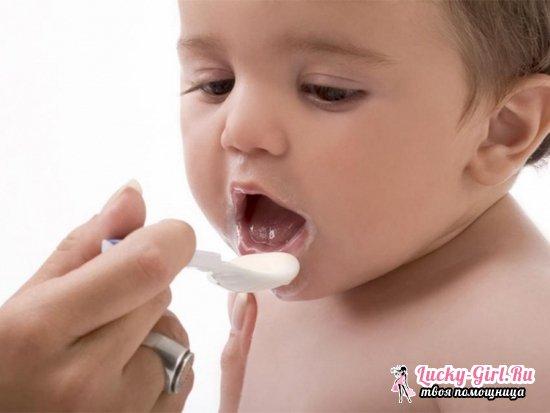 Суспензия Аугментин для детей: инструкция по применению, отзывы