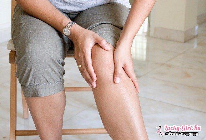 Чешутся ноги ниже колен: причины. Почему чешутся ноги от колготок?