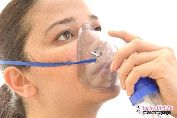Нехватка воздуха: причины. Гипервентиляционный синдром: причины, симптомы, лечение