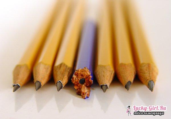 Что будет, если съесть грифель от карандаша? Как искусственно поднять температуру: 3 способа