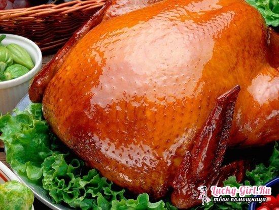 Маринад для курицы в духовке: 4 рецепта на любой вкус