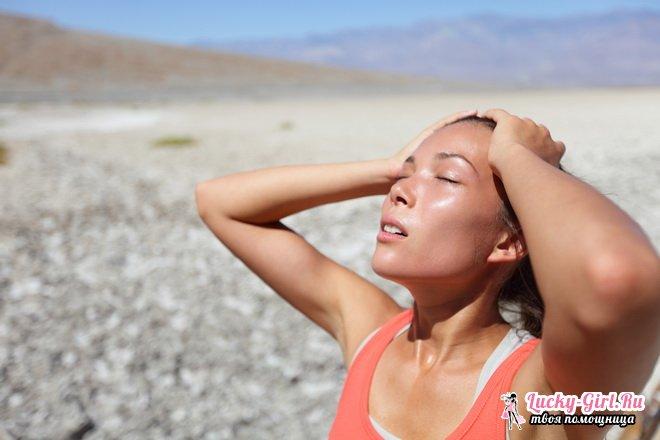 Обезвоживание организма: симптомы. Как определить признаки обезвоживания организма?