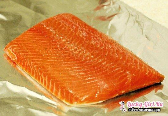 Бутерброды с красной рыбой: рецепты с фото