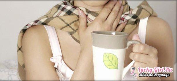 В горле першит: что делать? Чем лечить першение в горле?