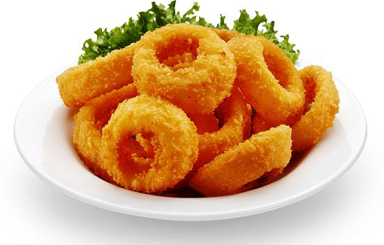 Луковые кольца в кляре: рецепт с фото