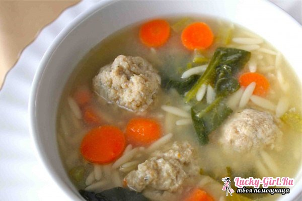 Рисовый суп: доступные  рецепты. Как варить рисовый суп: полезные советы