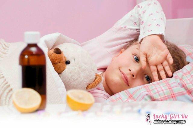 Кашель с мокротой: что делать? У ребенка кашель с мокротой: лечение