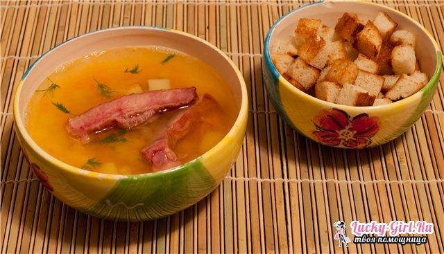 Какой суп приготовить на обед? Как приготовить суп из замороженных овощей?