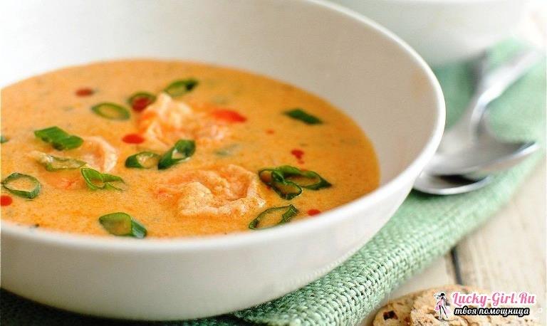 Сырный крем суп: рецепт. Как приготовить сырный крем-суп?