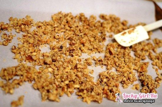 Рогалики из песочного теста: рецепты