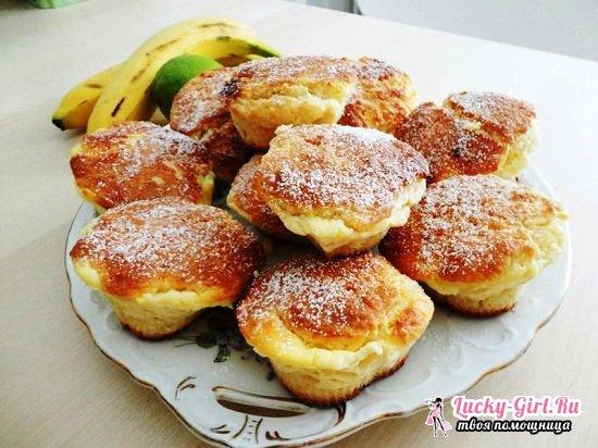 Рецепт пп кексов в силиконовых формочках