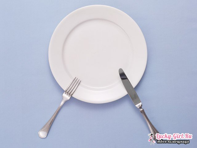 Приемы и методика циклического голодания