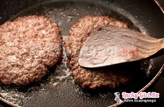Как сделать гамбургер в домашних условиях?