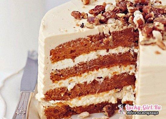 Торт трухлявый пень: рецепты от классического до оригинального