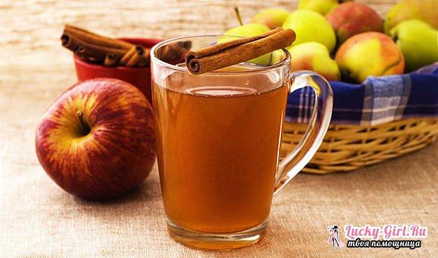 Сок из яблок в соковарке: как приготовить? Соковарка: рецепты яблочного сока