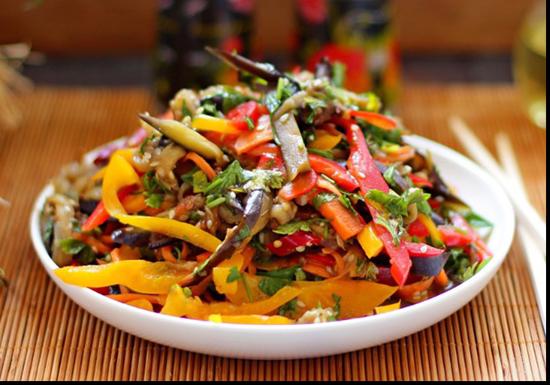Баклажаны по корейски  самые вкусные рецепты быстрого приготовления и на зиму