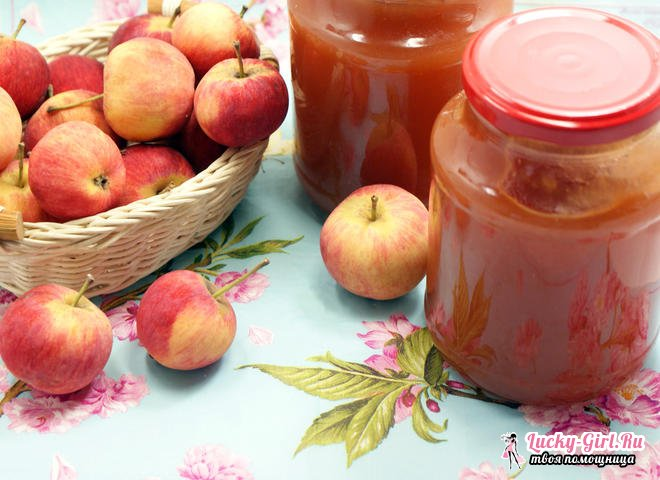 Как сварить яблочное повидло? Яблочное повидло в духовке: рецепт