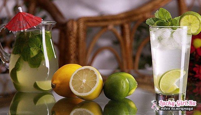 Рецепт лимонада в домашних условиях: 10 лучших рецептов