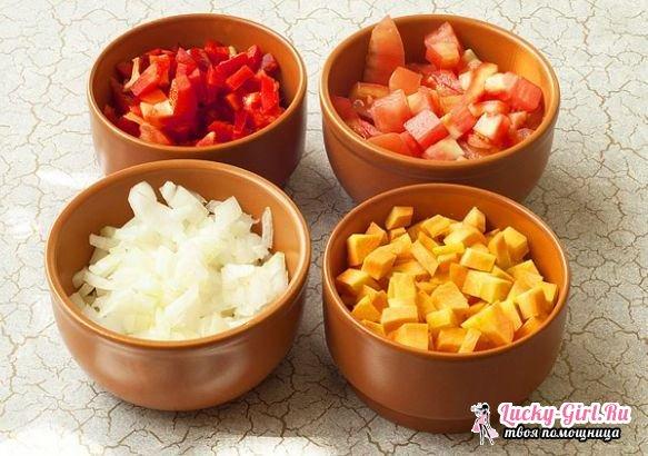 Икра кабачковая с помидорами: рецепт