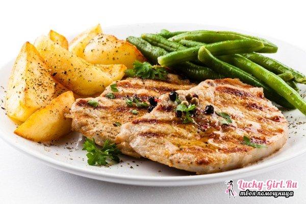 Антрекот: лучшие рецепты.  Как правильно готовить антрекоты из свинины?