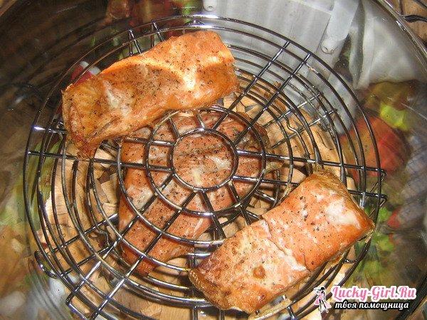 Как приготовить рыбу в аэрогриле рецепт с