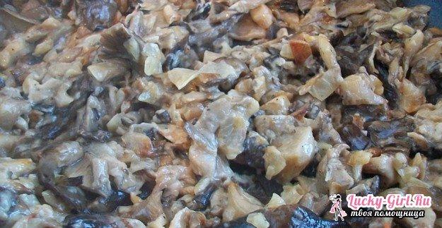 Как готовить моховики грибы? Как мариновать грибы моховики?