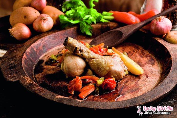 Что приготовить из окорочков? Вторые блюда из окорочков: рецепты с фото