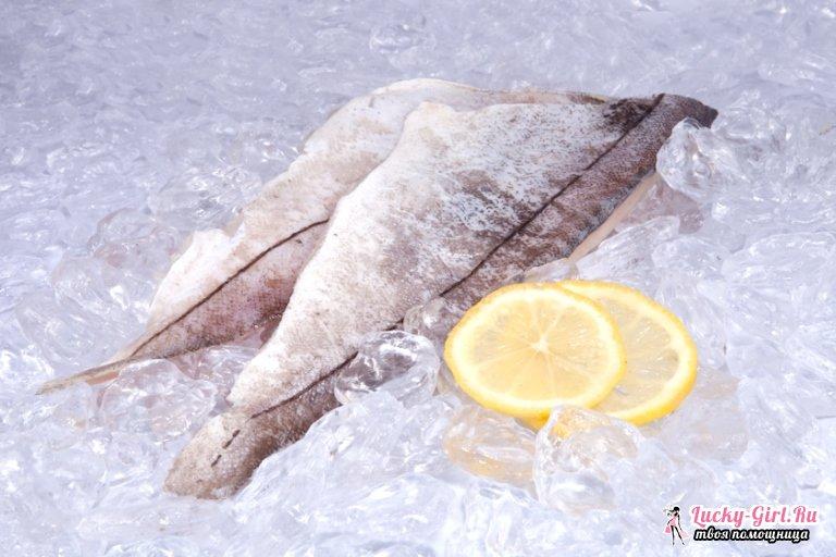 Пикша, запеченная в духовке. Оригинальные рецепты приготовления пикши