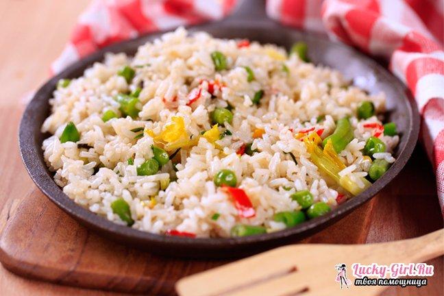 Рис в мультиварке редмонд: рецепты