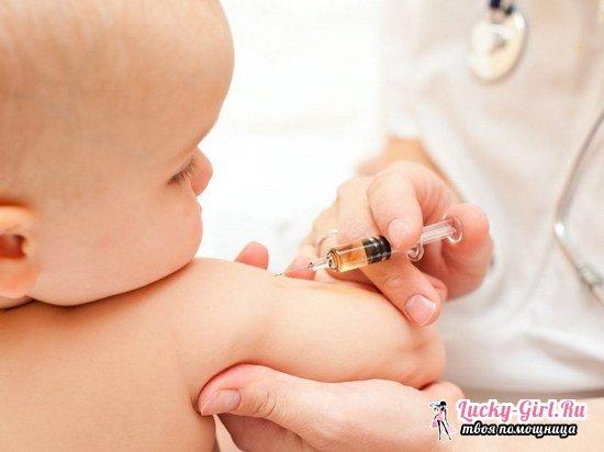 Прививка БЦЖ у новорожденных  что это такое, за и против