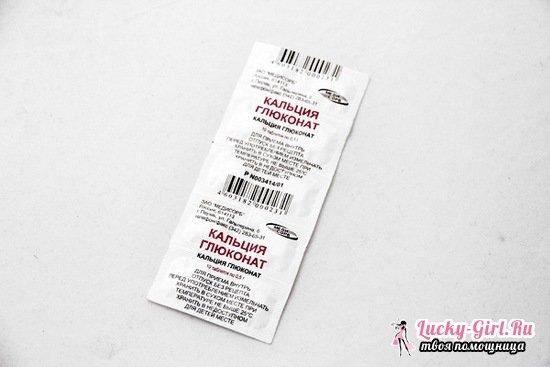 Кальция глюконат при беременности: показания к применению, отзывы. Как избавиться от изжоги при беременности?