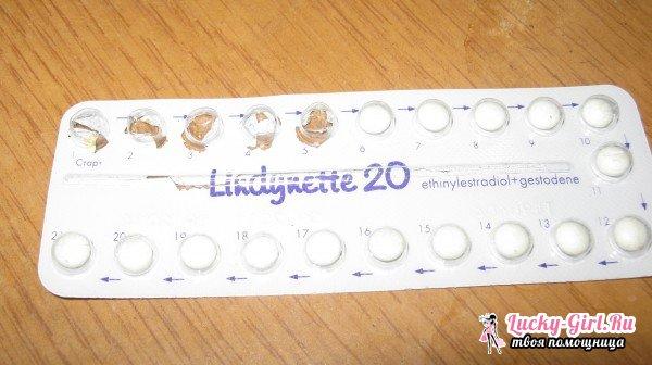 Линдинет 20: отзывы. Как принимать линдинет 20?
