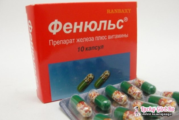 Препараты железа для беременных. Особенности подбора и перечень популярных средств