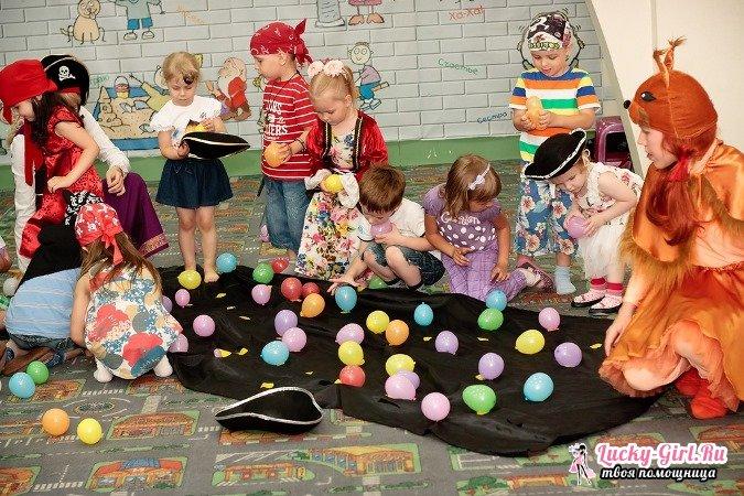 Сценарий детского праздника своими руками