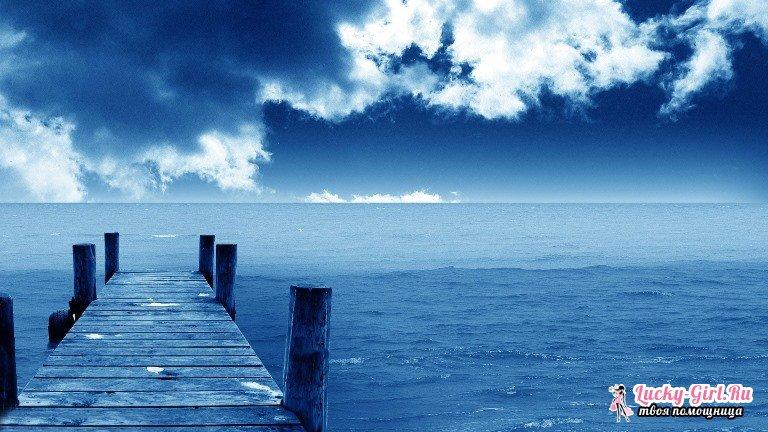 Что означает синий цвет? Символика синего цвета в психологии, интерьере и одежде, языке цветов