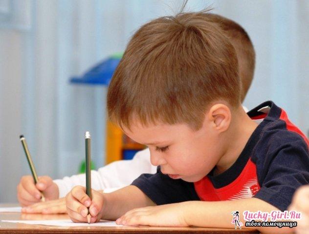 Как научиться красиво писать? Правила и техника освоения красивого письма для детей и взрослых
