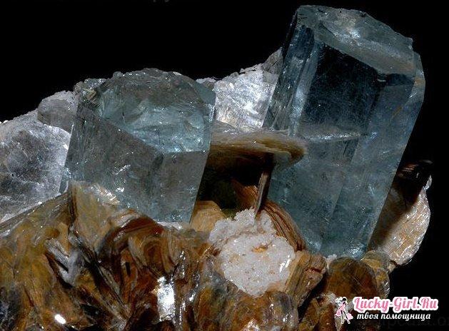 Полудрагоценные камни: фото и названия. Список полудрагоценных камней