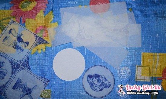 Декупаж бутылок туалетной бумагой: мастер-класс