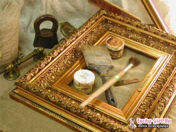 Рамки для картин своими руками: особенности изготовления из разных материалов